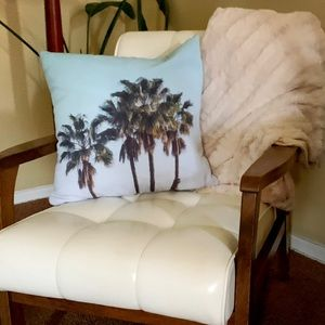 I Heart SoCal Throw Pillow